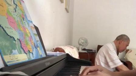 渴望 rp102 钢琴试弹 手机外录