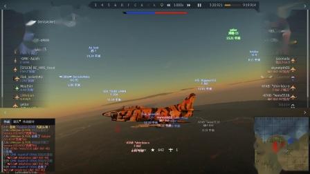 War Thunder空战历史性能G.91R4 2020.06.14 - 18.01.32.04