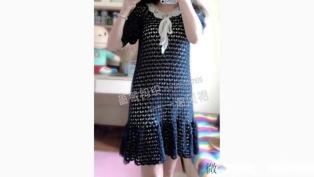 蔷薇钩织视频第125集海风裙片头宣传