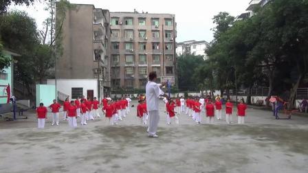 东溪社区教育学校太极一班   2020  6  15 教学视频