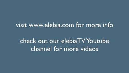 elebia NEO20吊钩背心 | 智能起重解决方案 | Elebia