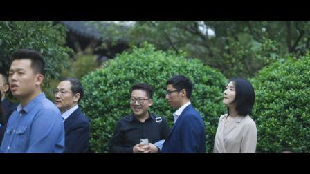 REAL FILM 拍摄的杭州四季酒店婚礼