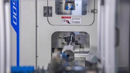 力成专机VLC500EA立式搓齿机 精密搓齿.mov