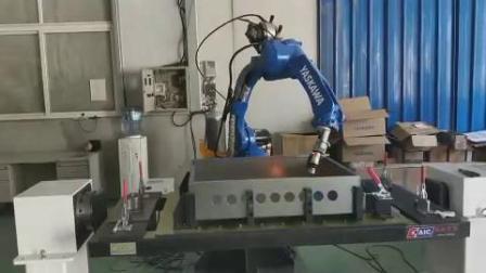 薄板箱焊接自动化