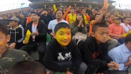 足球遍布在世界的角落 - 不丹篇