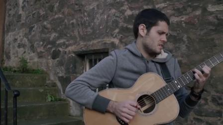 要听到后面,才能感受到那震撼!巴西指弹吉他手Daniel Padim - Song For a King