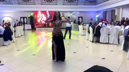 婚礼肚皮舞表演