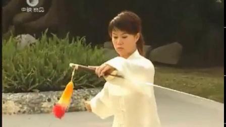 陈氏太极剑49式-马畅