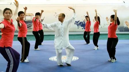 大舞教学之开胯势(上)