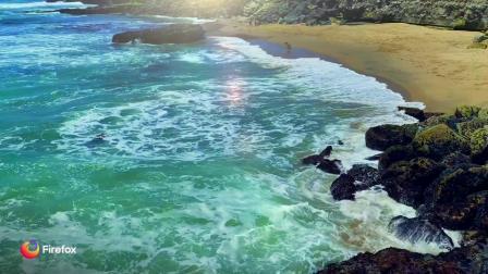 Firefox_治愈的海浪声