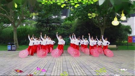 傣族伞舞《让我听懂你的语言》24人