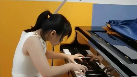 Liu Yuhan-Chopin-12 Etudes, Op.25 No.5 In E Minor