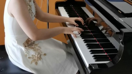 Liu Yuhan-Ravel- Sonatine, M.40 for piano- Modéré