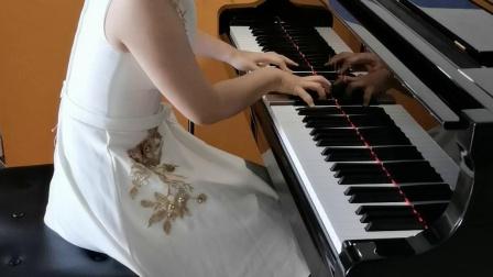 Liu Yuhan- Ravel-Sonatine, M.40 - for Piano-Mouvement de menuet