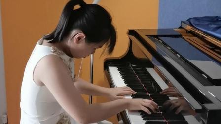Liu Yuhan-Liszt-Années de pèlerinage ,Italie S.161 6. Sonetto 123 del Petrarca