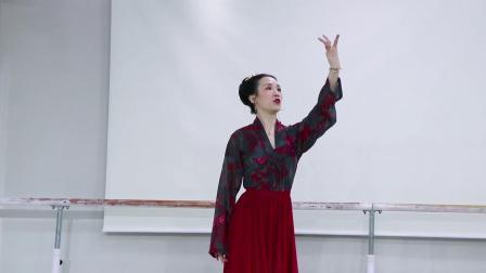 原创舞蹈《左手指月》教学视频