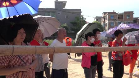 前淮林公暨慈慎陈氏淑人 移墓
