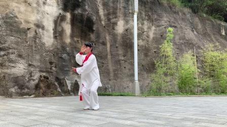武当太极十三式(铭玥演练).mov