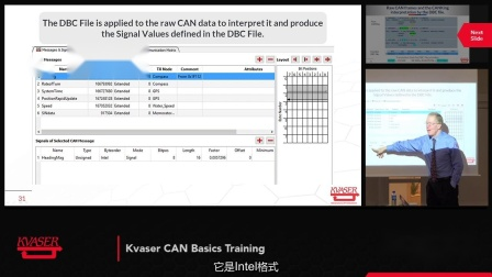 """CAN基础培训""""揭开CAN之谜""""(advantages and limitations of the Kvaser software)第九部分"""