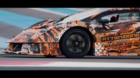 兰博基尼SCV12:全新顶级跑车即将登临赛道