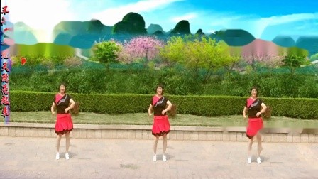 美玲玉广场舞《别知己》