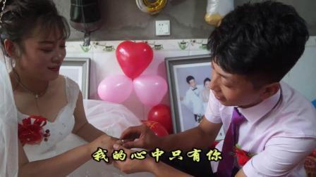 马珂珂、刘霞霞的婚礼之二