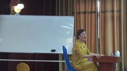 舒卿:学中医应该有的态度与思维 ,线下教学视频实拍分享