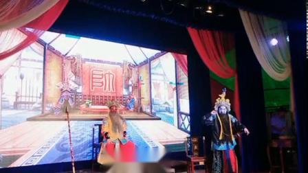 越剧巜龙虎斗》选场中  诸暨西施故乡越剧团
