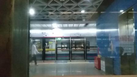 广州地铁5号线  鱼珠 - 杨箕  L2型列车  05A005-006号车  视频2