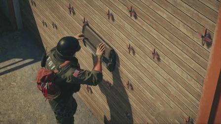 彩虹六号:围攻行动 特勤干员 新手指南Thermite