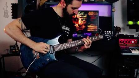 卖时光北美正品Music Man BFR John Petrucci - Balboa Blue Burst Quilt(附参数)
