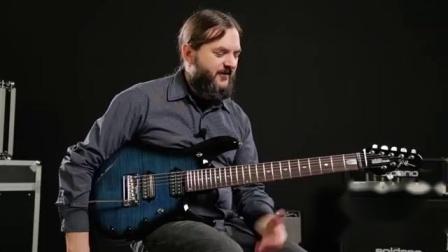卖时光北美正品MusicMan John Petrucci BFR 7Koa(附参数)