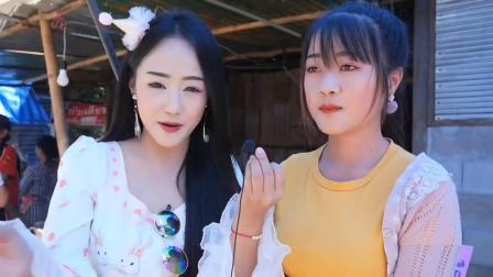 泰国苗族姑娘