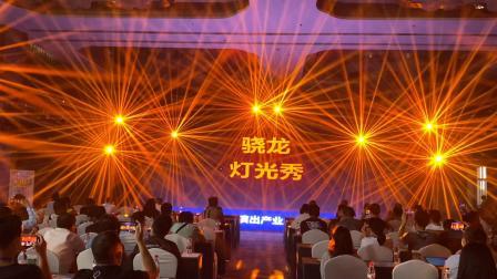 四川 成都 智汇堂枫泽大酒店多功能厅 骁龙灯光秀