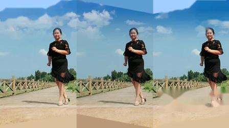 南阳红泥湾小娟广场舞《魅力恰恰》