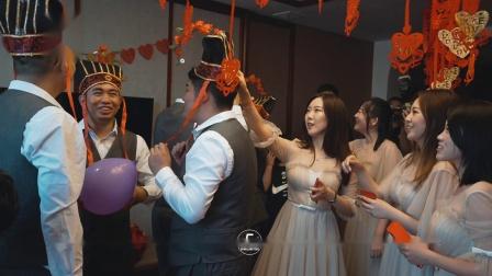 35毫米婚礼跟怕工作室盘锦铂尔曼酒店集锦.mp4