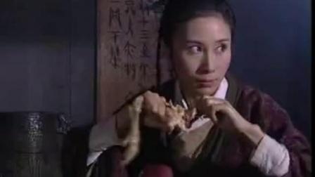 哪吒:妖狐入胎,殷夫人突然性情大变,暴饮暴食,狂吃各种鸡肉