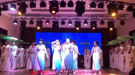 表演唱《慈利是个好地方》太太乐 -建党99周年(万福温泉)