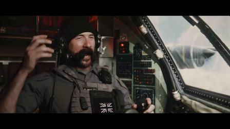 使命召唤 战区 Live Action Verdansk Air 游戏宣传片