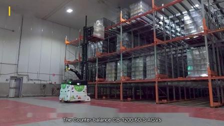 LACTALIS食品饮料自动化仓储解决方案