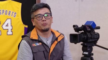 专访爱尔达电视台体育记者 - AERO笔记本实时编辑4K视频
