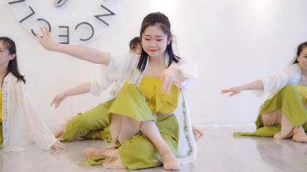 绝美古典舞《婵娟》青岛Lady.S舞蹈 艺考舞蹈推荐