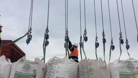 吨袋弹簧锁自动吊钩2 | 智能吊装解决方案 | elebia