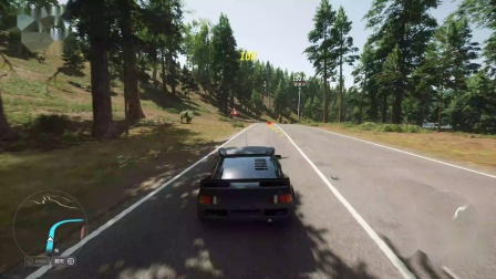 Forza Horizon 4 Hoonigan rs200苦行劲敌