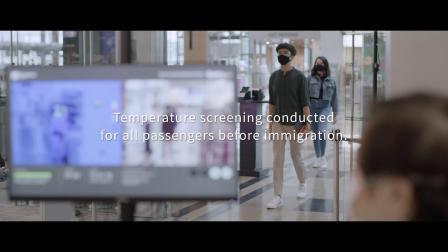 新加坡樟宜机场全新无接触式、清洁卫生的系列举措