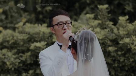 九木紀婚禮電影 三亚婚礼