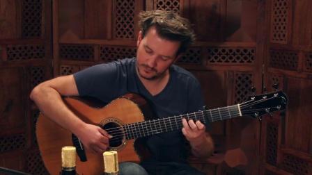 那经典的背景隔板!美国指弹吉他手Ryan Ayers - After After