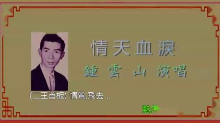 鍾雲山-情天血淚