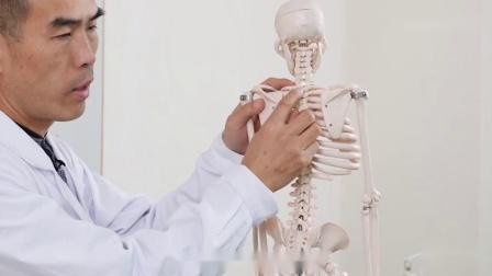 呼吸力柔性正骨治疗富贵包不反弹手法讲解实操_超清