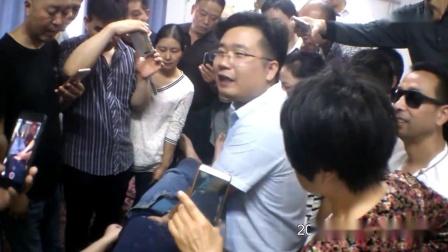 胡青耀连环锁天根锁开锁手法教学视频_超清